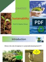 JM Lecture7 Sustainability