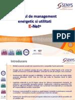 Prezentare Tehnica E-Net