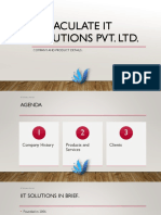 IIT Solutions Profile