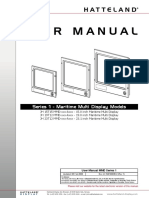 Hatteland Display Usermanual Series1 Mmd