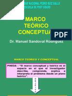 Marco T y Conceptual