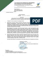 Surat Edaran Kewajiban Pelaporan Kasus TB Dan Lampiran