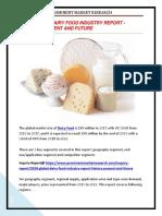 2018 Global Dairy Food Industry Report
