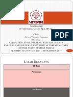 Case dr. M.pptx