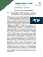 RD 427-2013  especialidades Catedráticos.pdf