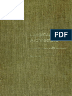 Simonds G.O - Landscape Architecture (, MGH)