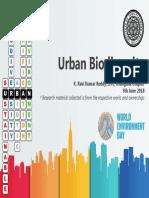 Urban Biodiversity v1.0