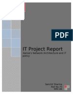 IT Project Report