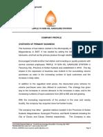 Triple 10 Sun Oil Gasoline Station Company Profile