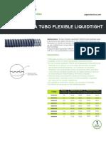 Ficha Tecnica Tubo Flexible Liquidtight