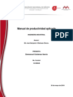 Manual de Productividad Aplicada
