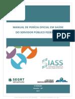 Manual de Perícia Oficial Em Saúde Do Servidor Público Federal 2017