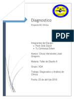 Diagnostico y Analisis Clinica