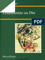 (Filosofia) Italo Mancini-Frammento su Dio-Morcelliana (2000).pdf