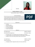 resume reahna.docx