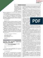 Aprueban Plan Operativo Institucional (POI) 2019 del SENAMHI