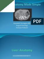 Liver Anatomy Made Simple