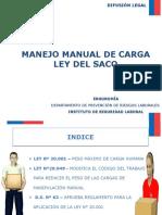 Mmc y Ley Del Saco 7 Nov