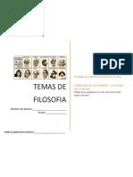 Compendio de Actividades y Lecturas de Filosofia