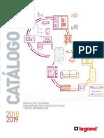 Catalogo General Legrand 2018-2019