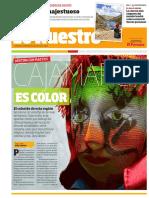 Cajamarca, destino de talla mundial