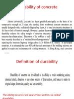 Durability of Concrete_2