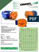 Catalogo Bomba Vacuo Anel Liquido Monobloco BVM-100 16 - OMEL