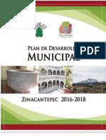 Ayuntamiento Zinacantepec 2016 2018ls