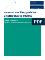 426 Flexible Working Policies
