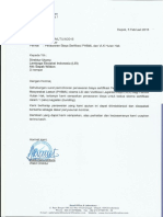 Surat Penawaran Bundling PHBML&VLK