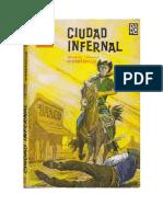 Marcial Lafuente Estefanía - Ciudad Infernal