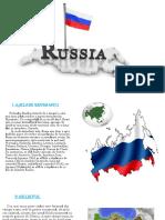 Rusia- proiect geografie