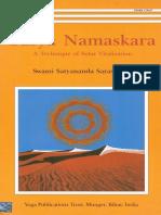 Surya Namaskara - Swami Satyananda Saraswati