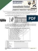 Razonamiento Verbal - 1er Año - I Bimestre - 2014