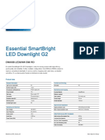 Philips Downlight 7 Watt