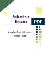 Tema 2-Analisis Circuitos Electricos Básicos. Diodos-1