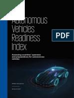 12-Autonomous Vehicles Readenss Index
