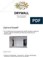 Drywall Taipe