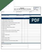 4.-FGA-F-004 Check List Equipo Oxicorte