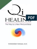 Toshihiko Yayama - Qi Healing - The Way to a New Mind and Body