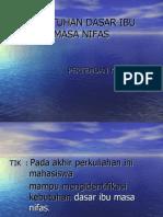 92834384-Kebutuhan-Dasar-Masa-Nifas.ppt