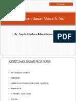 KEBUTUHAN-DASAR-MASA-NIFAS.ppt