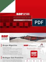 BSF Almacenes Del Peru Baja