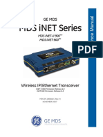 Mds INET Series