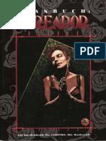 Vampire - Die Maskerade - Clanbuch Toreador (2te Ed. Deutsch)