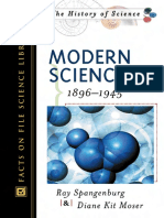 (History of Science (Facts on File)) Moser, Diane Kit_ Spangenburg, Ray-Modern science, 1896-1945-Infobase Pub, Facts On File (2004).pdf