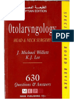 Willett & Lee - OrL HNS Speciality Board Review