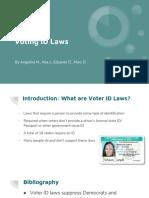 voting id presentation