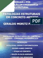 PATOLOGIAS UNISUAM 2014