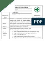 Koordinasi Dan Komunikasi Lintas Program Dan Sektor